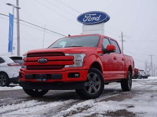 New 2020 Ford F-150 LARIAT | 502A | SPORT | TWIN ROOF | PWR BOARDS | ADAPTIVE CRUISE for sale in Listowel, ON
