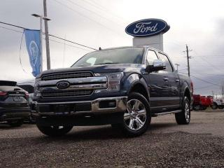 New 2020 Ford F-150 LARIAT | 502A | TWIN ROOF | CHROME PACKAGE | ADAPTIVE CRUISE for sale in Listowel, ON