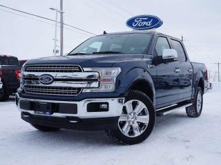 New 2020 Ford F-150 LARIAT | 502A | TWIN ROOF | CHROME PACKAGE | TAILGATE STEP | TRAILERING | ALL TERRAIN TIRES for sale in Listowel, ON