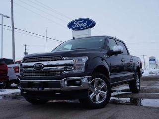 New 2020 Ford F-150 LARIAT | 502A | TECH PACKAGE | TWIN ROOF | PWR BOARDS | CHROME PACKAGE | TAILGATE STEP for sale in Listowel, ON