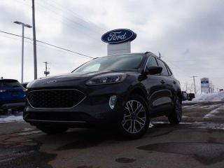 New 2020 Ford Escape SEL | 301A | TRAILERING | NAV | HEATED LEATHER | REMOTE START for sale in Listowel, ON