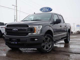 New 2020 Ford F-150 XLT | 302A | SPORT | NAV | TRAILERING | TAILGATE STEP for sale in Listowel, ON