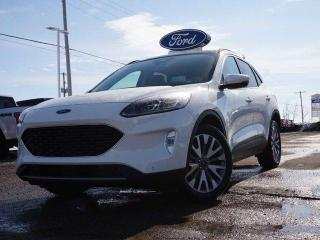 New 2020 Ford Escape TITANIUM HYBRID | H.U.D. | PANO ROOF | GREEN TECHNOLOGY for sale in Listowel, ON