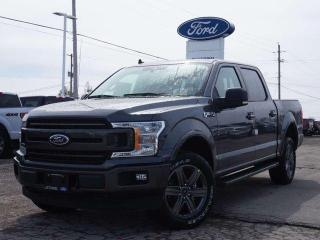 New 2020 Ford F-150 XLT | 302A | SPORT | NAV | TAILGATE STEP | ALL TERRAIN TIRES for sale in Listowel, ON