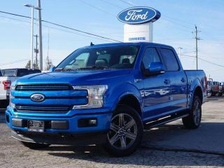 New 2020 Ford F-150 LARIAT | 502A | SPORT | FX4 | TWIN ROOF | TAILGATE STEP | ALL TERRAIN TIRES for sale in Listowel, ON