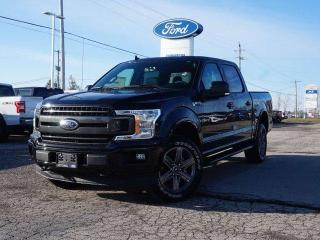 New 2020 Ford F-150 XLT | 302A | SPORT | FX4 | NAV | TRAILERING | TAILGATE STEP | ALL TERRAIN TIRES for sale in Listowel, ON