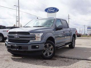 New 2020 Ford F-150 LARIAT | 502A | SPORT | FX4 | TWIN ROOF | ADAPTIVE CRUISE | for sale in Listowel, ON