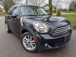 Used 2014 MINI Cooper Countryman for sale in Brampton, ON