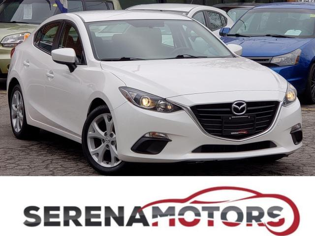 2014 Mazda MAZDA3 GX-SKY | MANUAL | BLUETOOTH | LOW KM