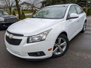 Used 2012 Chevrolet Cruze LTZ Turbo w/1SA for sale in Brampton, ON