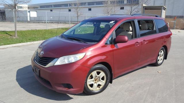 2012 Toyota Sienna LE, 8 Passengers, Auto, 3/Y Warranty availabl