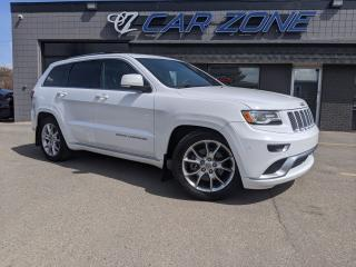 Used 2015 Jeep Grand Cherokee Summit for sale in Calgary, AB