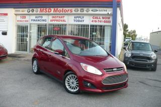 Used 2013 Ford C-MAX SEL Energi  LEATHER/NAVI/BACK-UP CAMERA for sale in Toronto, ON