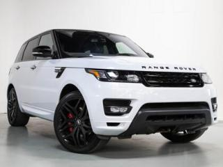 Used 2016 Land Rover Range Rover Sport HST LE I 1-OWNER I MERIDIAN I NAVI I 22 INCH WHEEL for sale in Vaughan, ON