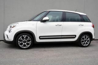 Used 2014 Fiat 500 L Trekking for sale in Vancouver, BC