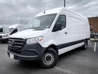 Used 2019 Mercedes-Benz Sprinter Cargo Van 2500   High Roof   V6 for sale in Burlington, ON