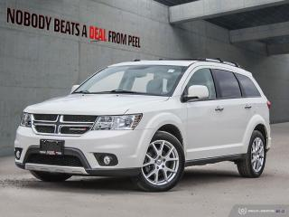 Used 2013 Dodge Journey AWD 4DR R-T for sale in Mississauga, ON