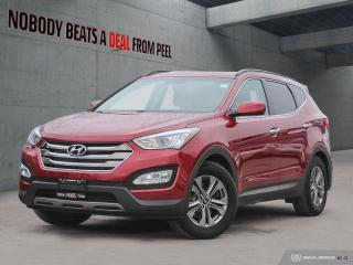 Used 2015 Hyundai Santa Fe Sport FWD 4dr 2.4L*Heated Seats*Clean*No Accidents* for sale in Mississauga, ON