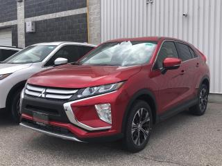 New 2020 Mitsubishi Eclipse Cross ES S-AWC for sale in Mississauga, ON