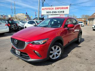 Used 2017 Mazda CX-3 GX Navigation/Camera/Bluetooth/BT Audio for sale in Mississauga, ON