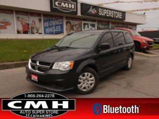 Used 2014 Dodge Grand Caravan SE/SXT  VALUE-PACKAGE REAR-STOW for sale in St. Catharines, ON