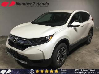 Used 2018 Honda CR-V LX HS| Auto-Start| All-Wheel Drive| for sale in Woodbridge, ON