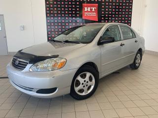 Used 2007 Toyota Corolla CE for sale in Terrebonne, QC
