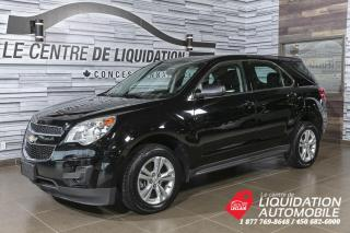 Used 2014 Chevrolet Equinox LS+MAGS+A/C+BLUETOOTH for sale in Laval, QC