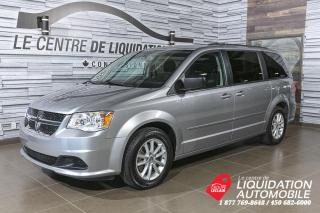 Used 2017 Dodge Grand Caravan SXT+MAGS+CAM/REC+A/C for sale in Laval, QC