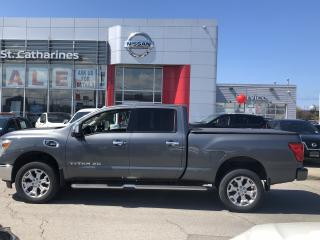 Used 2016 Nissan Titan XD SL for sale in St. Catharines, ON