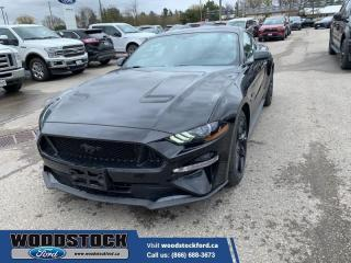New 2020 Ford Mustang GT for sale in Woodstock, ON