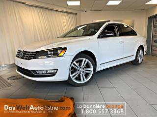 Used 2014 Volkswagen Passat TDI Highline, Gr. Électrique, A/C, Automatique for sale in Sherbrooke, QC