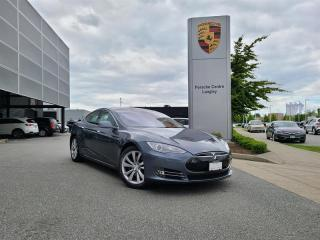 Used 2013 Tesla Model S P85, One Owner Local, No damage reported, Low Km for sale in Langley City, BC