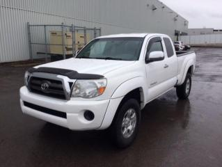 Used 2009 Toyota Tacoma 4 RM Cabine Accès à 4 cylindres en ligne for sale in Quebec, QC