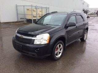 Used 2007 Chevrolet Equinox Traction intégrale, 4 portes LS for sale in Quebec, QC
