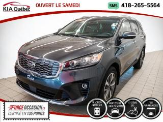 Used 2020 Kia Sorento EX+* V6* AWD* GPS* SPECIAL DEMO* for sale in Québec, QC