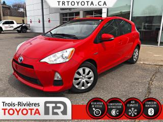 Used 2014 Toyota Prius c Hayon 5 portes for sale in Trois-Rivières, QC