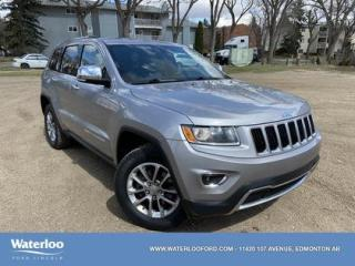 Used 2016 Jeep Grand Cherokee Limited | Moonroof | Heated Seats | Remote Start for sale in Edmonton, AB