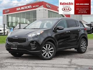 Used 2018 Kia Sportage for sale in Mississauga, ON