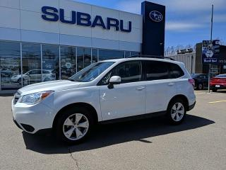Used 2015 Subaru Forester 2.5i Touring Package RARE 6 SPD MANUAL | ALL WHEEL DRIVE | PANORAMIC SUNROOF | POWER TAILGATE for sale in Charlottetown, PE