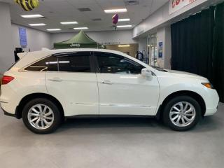 Used 2015 Acura RDX Base for sale in Winnipeg, MB