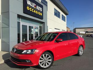 Used 2016 Volkswagen Jetta 4dr 1.4 TSI Auto Comfortline -Ltd Avail- for sale in St-Georges, QC
