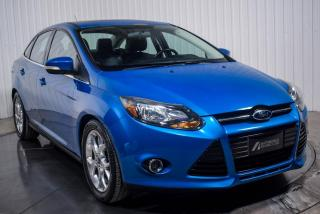 Used 2014 Ford Focus TITANIUM CUIR TOIT NAV for sale in St-Hubert, QC