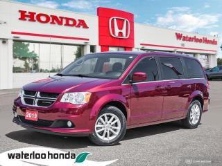 Used 2019 Dodge Grand Caravan CVP/SXT Like New! Dodge Grand Caravan with lots of great features and balance of factory warranty for sale in Waterloo, ON