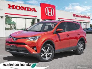 Used 2016 Toyota RAV4 Accident Free Toyota Rav4 XLE! for sale in Waterloo, ON