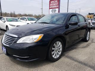 Used 2012 Chrysler 200 LX CRUISE !!  A/C !!  REMOTE ENTRY !! for sale in Cambridge, ON