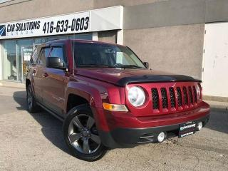 Used 2014 Jeep Patriot HIGHALTITUDE-LEATHER-SUNROOF for sale in Toronto, ON