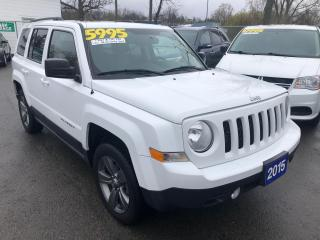Used 2015 Jeep Patriot High Altitude for sale in St Catharines, ON