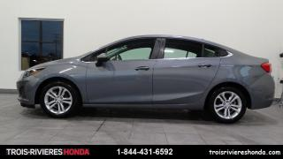 Used 2019 Chevrolet Cruze LT + MAGS + DÉMARREUR + BLUETOOTH ! for sale in Trois-Rivières, QC