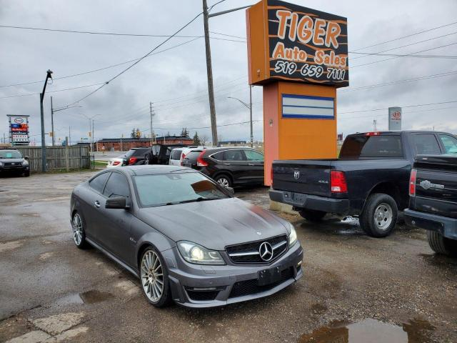 2012 Mercedes-Benz C-Class C 63 AMG P31 PACKAGE**NO ACCIDENTS**WRAPPED**